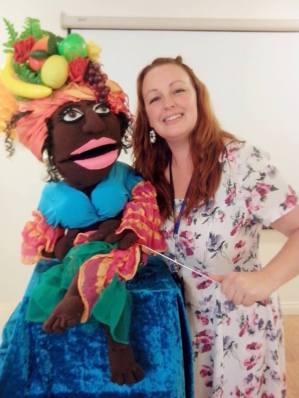puppetry mama mango one-on-one