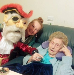 puppetry one-on-one margaret